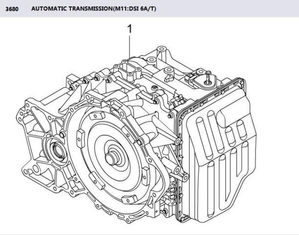 3610034210 3610034220 3610034230 transmission 6 speed